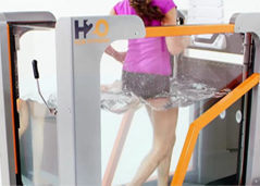 Human Underwater Treadmill