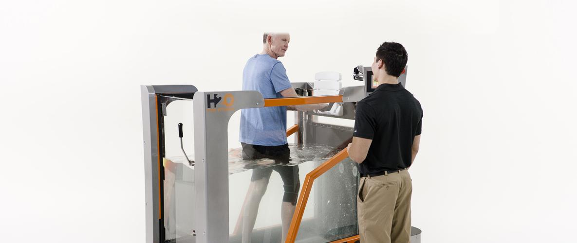 Mirage Underwater Treadmill