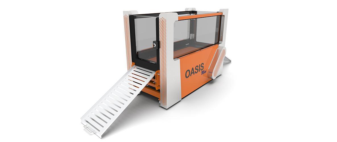 Oasis Mini Underwater Treadmill