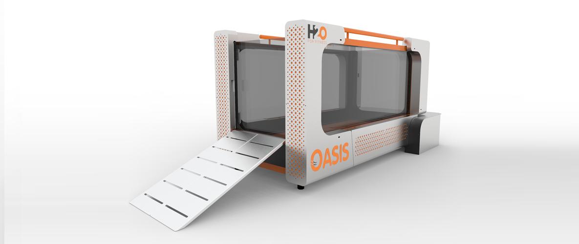 Oasis Underwater Treadmills