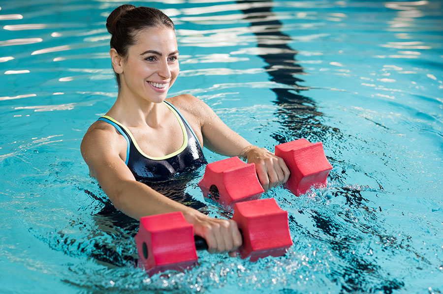 Aquatic therapy is effective for Neurological patients